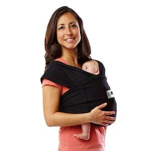 Baby K'tan Original Baby Wrap Carrier - Black